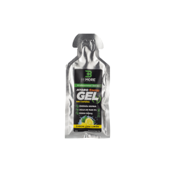 ENERGY HYDROGEL + ENERGY WITHOUT CAFFEINE. SEA WATER 5%. LIME-LEMON FLAVOR. 40G