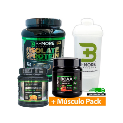 100% ISOLATED PROTEIN + ENDURANCE PRE-WORKOUT + CHEWABLE BCAAS + PREMIUM SHAKER GIFT!