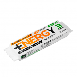 NATURAL ENERGY BAR + COCONUT AND DATE ENERGY WITHOUT PALM OIL! 40G